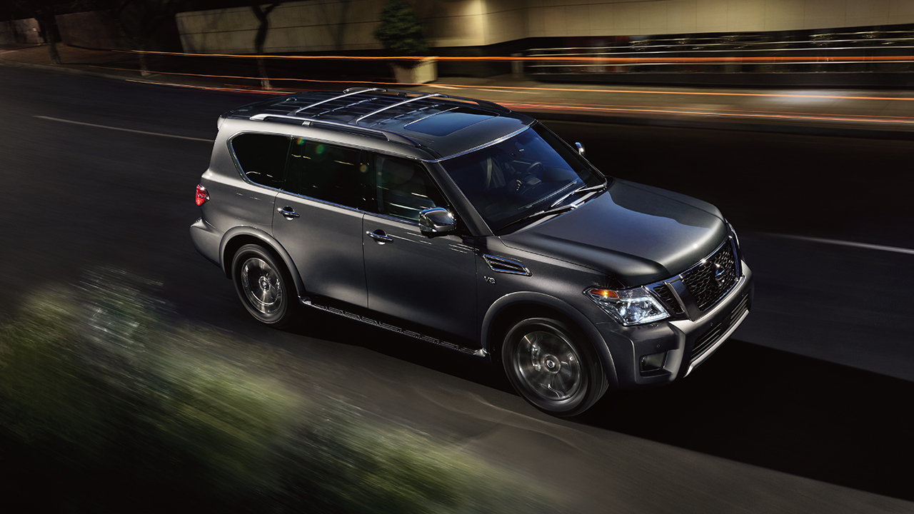 2018 Nissan Armada Leasing near Stafford, VA
