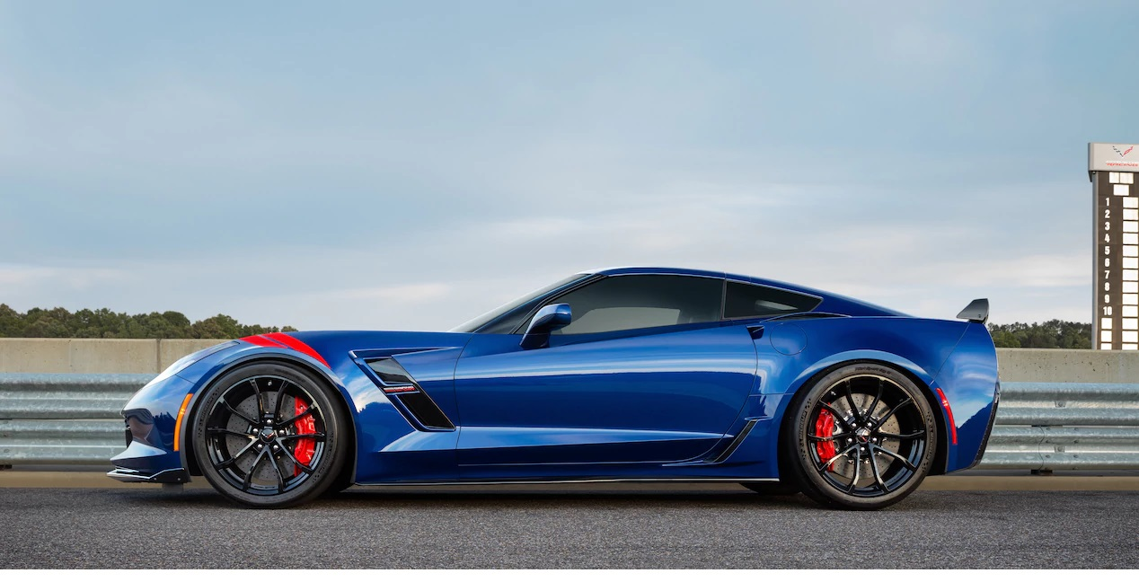 2018 Chevrolet Corvette Leasing near Merrillville, IN
