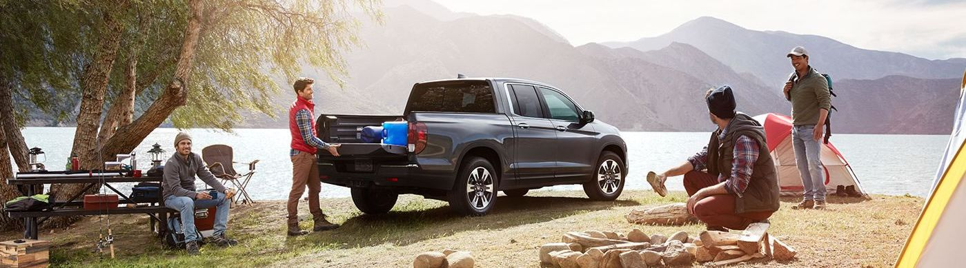 2018 Honda Ridgeline Financing near Savannah, GA