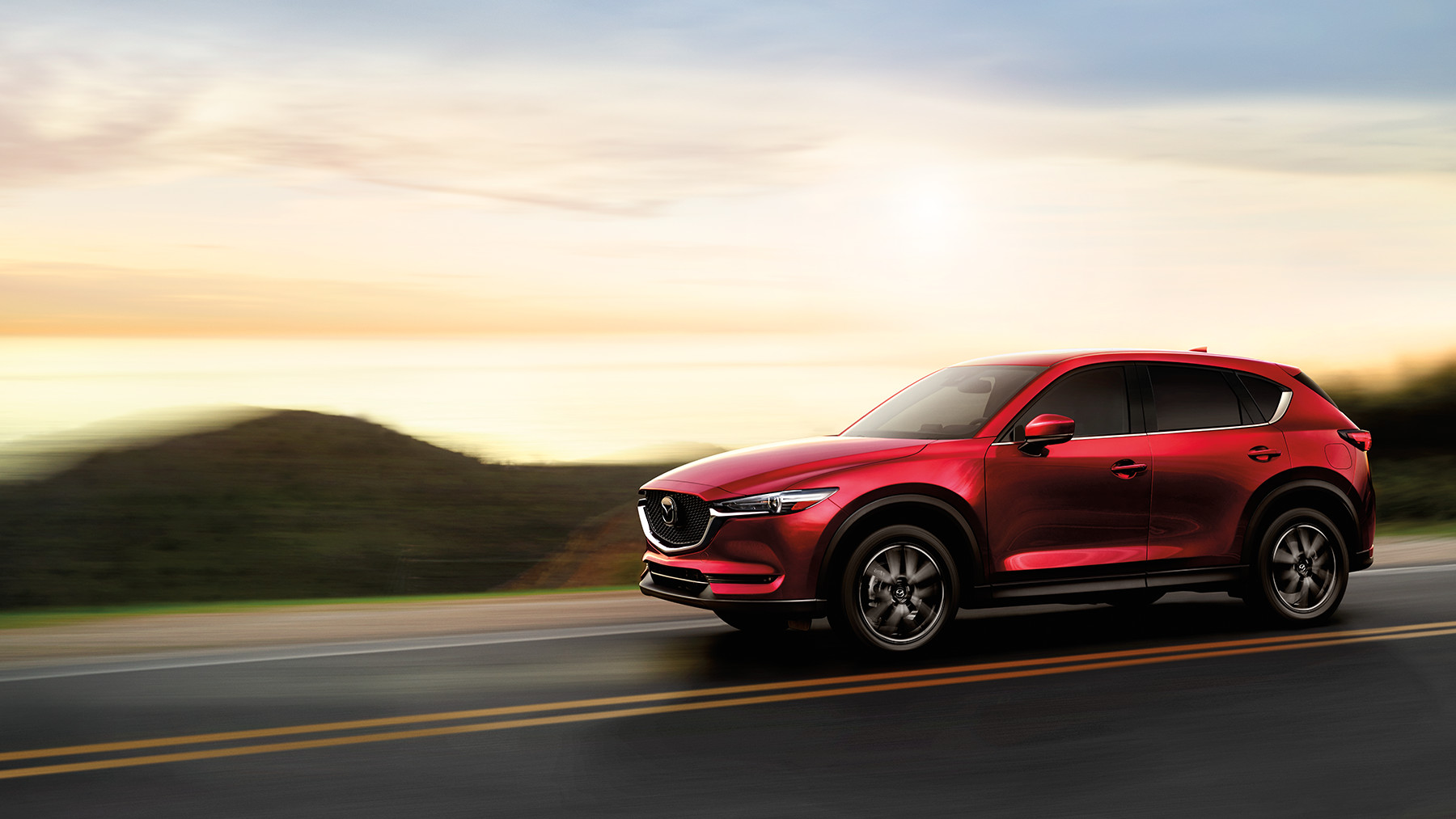 2017 Mazda CX-5 vs 2017 Ford Explorer near La Porte, TX