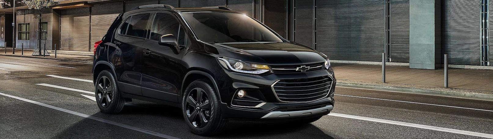 2018 Chevrolet Trax For Sale In Youngstown Oh Sweeney Chevrolet