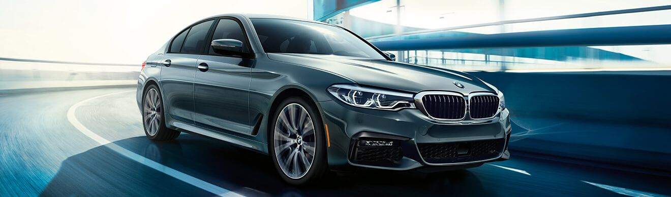 2018 BMW 5 Series Financing near Champaign, IL
