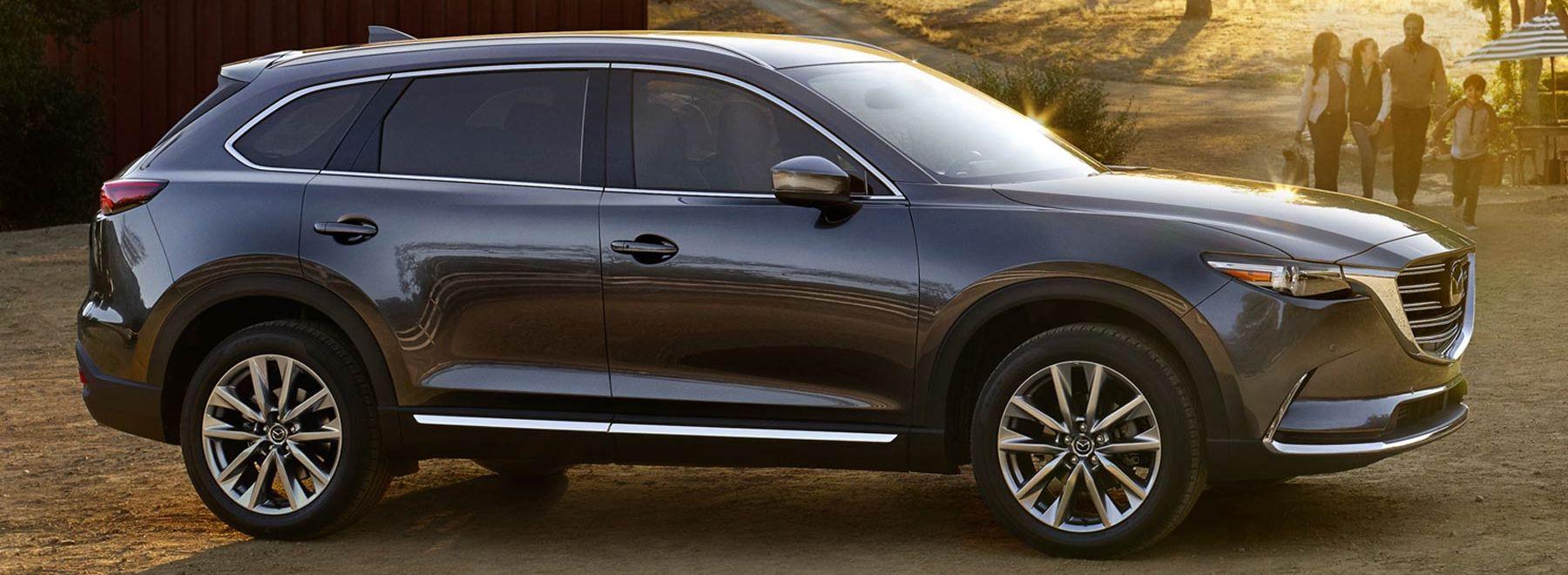 2018 Mazda CX-9 Financing near Sacramento, CA - Mazda of Elk Grove