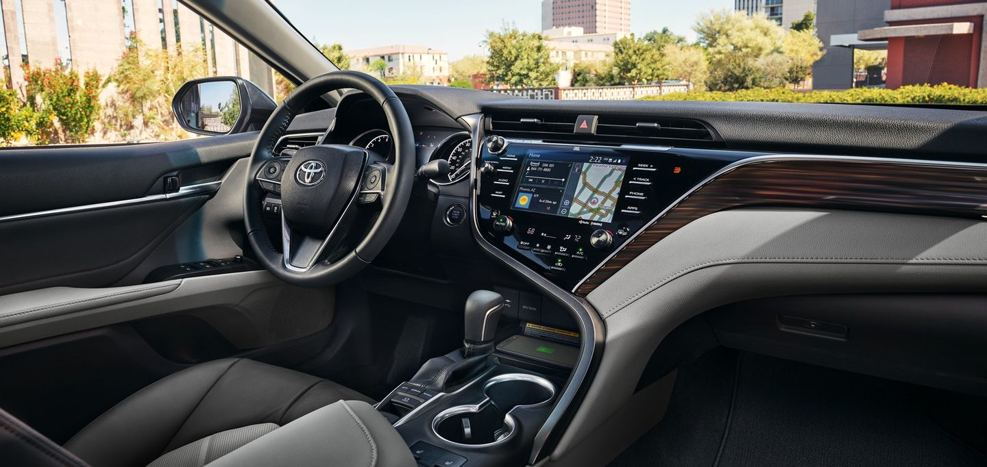Toyota Camry: Notes for the unlocking function