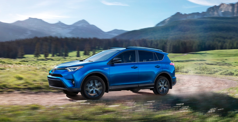 2018 Toyota RAV4 available near Madison