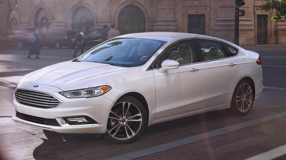 2018 Ford Fusion for Sale in Carson City, NV - Capital Ford