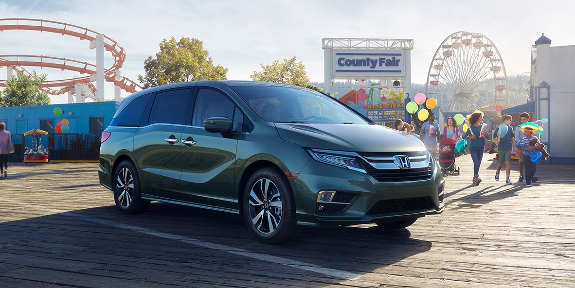 2018 Honda Odyssey Leasing near Woodbridge, VA
