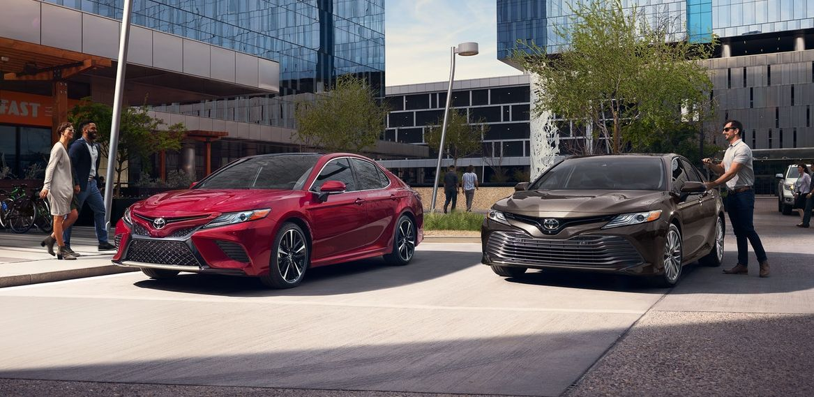 2018 Toyota Camry for Sale near Sycamore, IL