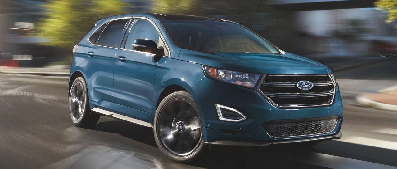 Ford Edge Financing Near Amarillo Tx