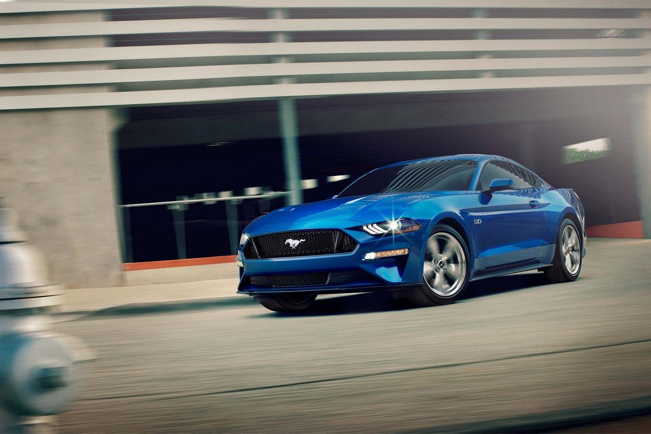 2018 ford mustang financing near oklahoma city ok