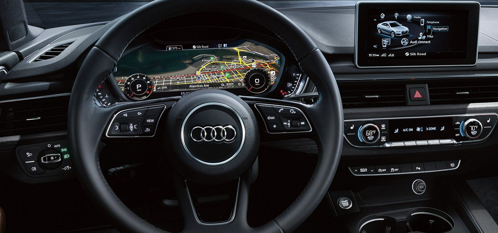 See More In The 2018 Audi A5 Interior