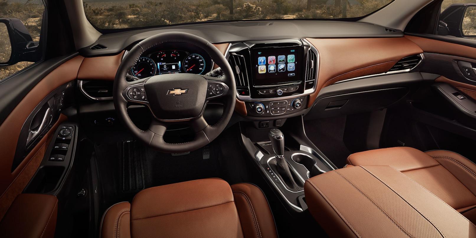 2018 Chevrolet Traverse for Sale near Dallas, TX - David ...