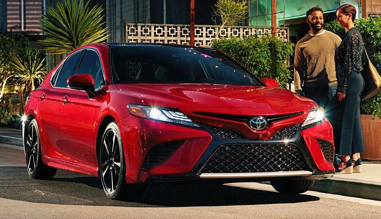 Toyota Camry For Sale Near San Jose CA Fremont Toyota - San jose car show 2018