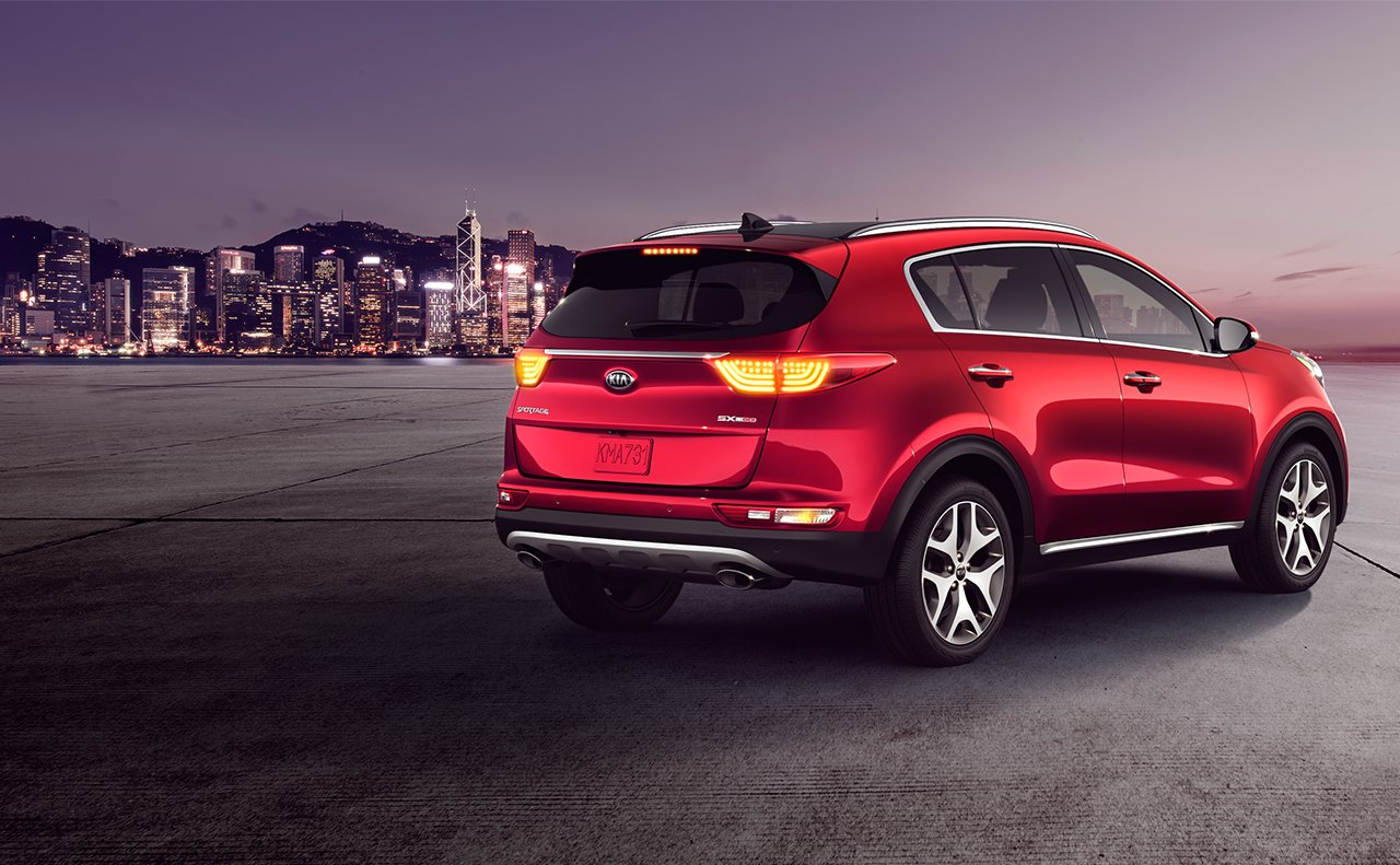 2018 Kia Sportage Leasing in Honolulu, HI