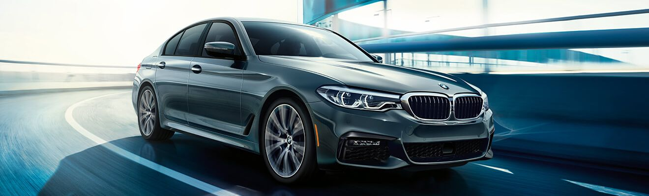 2018 BMW 5-Series Leasing near Chicago, IL