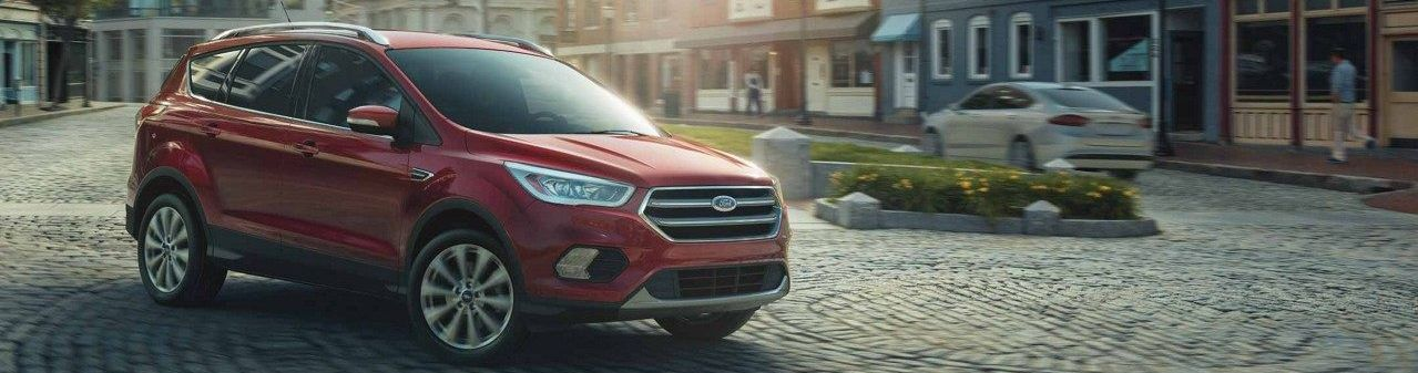 2018 Ford Escape Financing near Arlington, TX