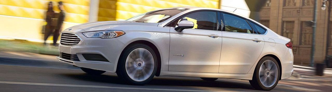 2018 Ford Fusion Leasing in Garland, TX