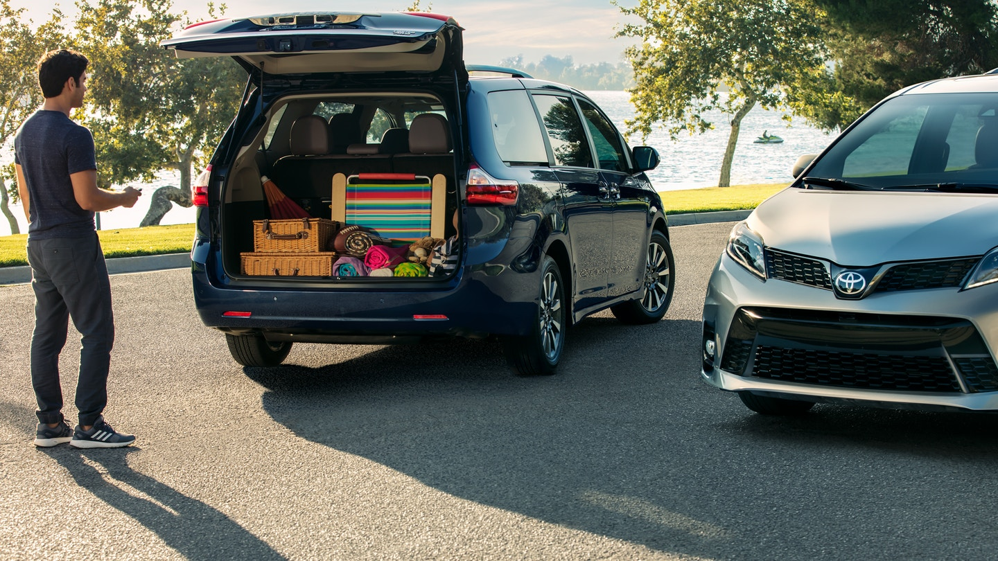 Toyota Sienna Service Manual: Operation check