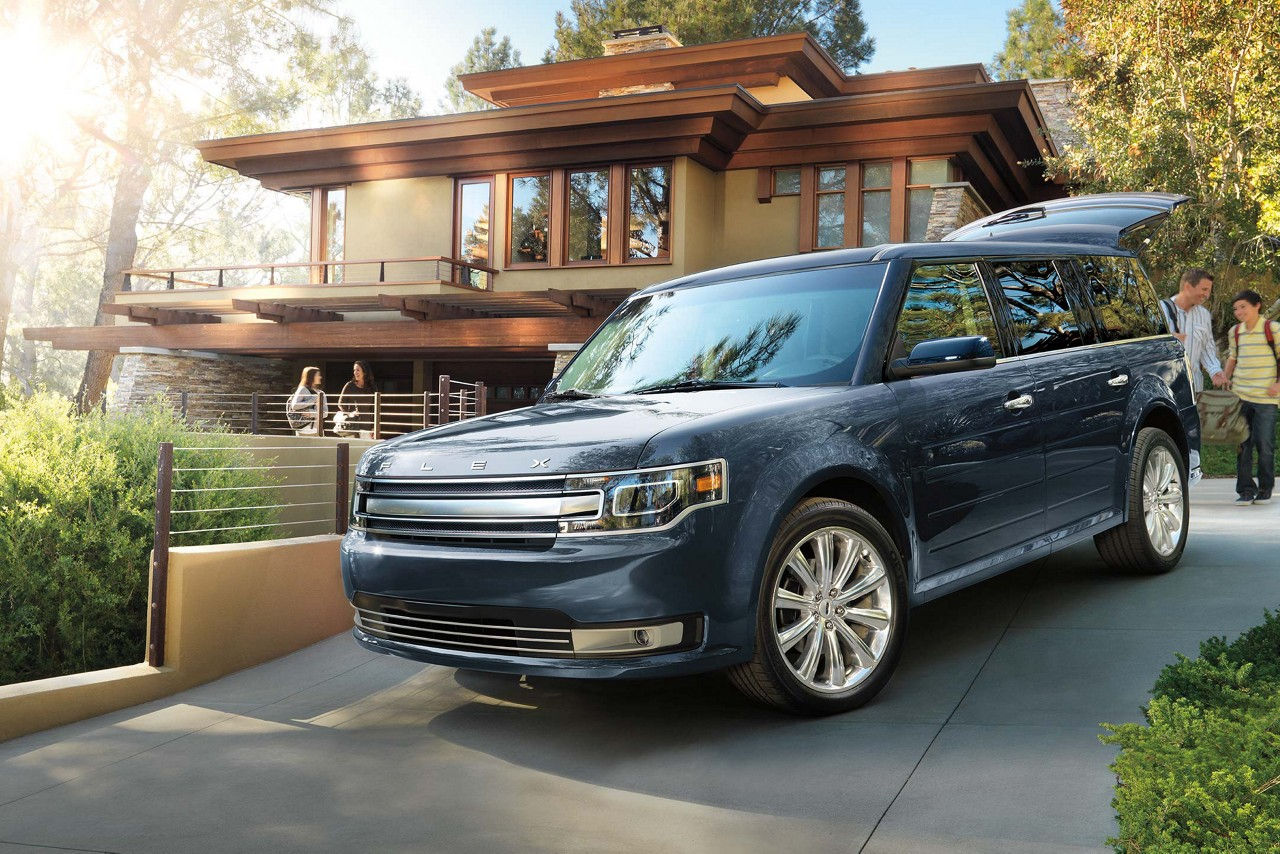 2018 Ford Flex for Sale in Garland, TX