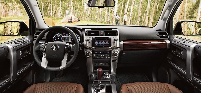 2018 Toyota 4Runner Interior