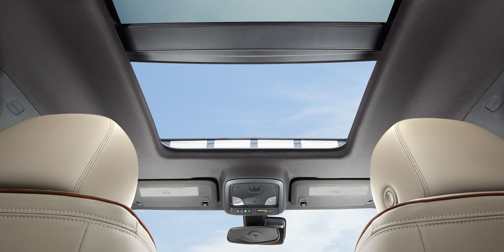Panoramic Sunroof in the Impala