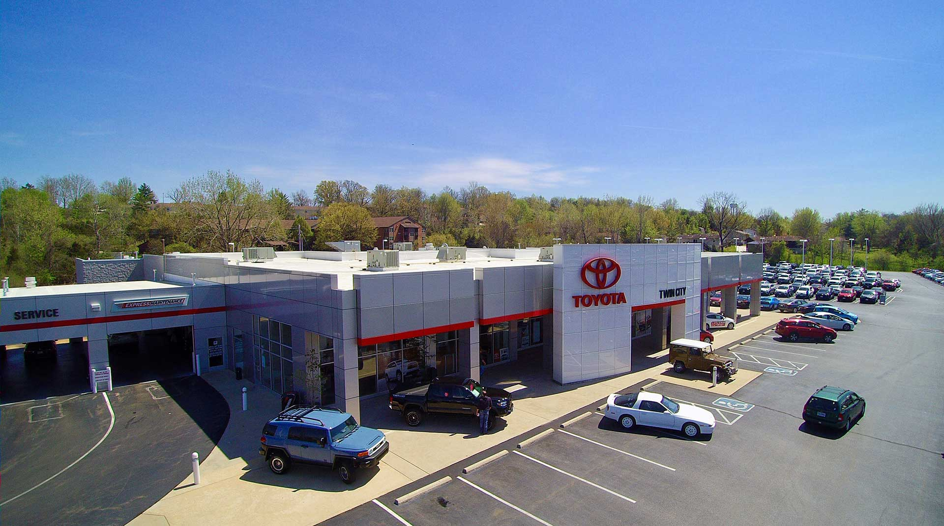 Toyota Dealer Herculaneum Mo New Used Cars For Sale Near St