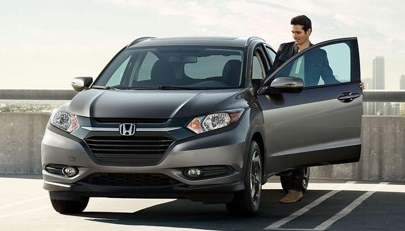 2018 Honda Hr V For Sale Near Baltimore Md Shockley Honda