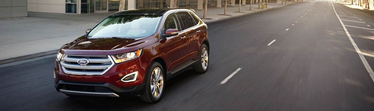2018 Ford Edge Leasing in Garland, TX
