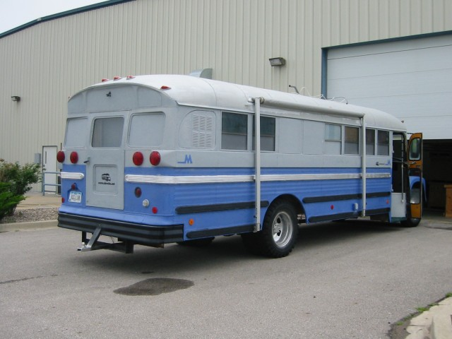 Skoolies for Sale in Indiana - Midwest Transit Equipment