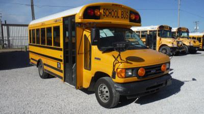 Skoolies for Sale in Missouri - Midwest Transit Equipment