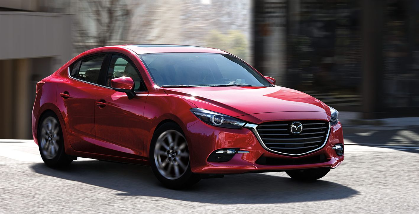 2018 Mazda3 Financing near Roseville, CA
