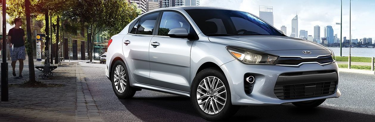 2018 Kia Rio Leasing near Denver, CO