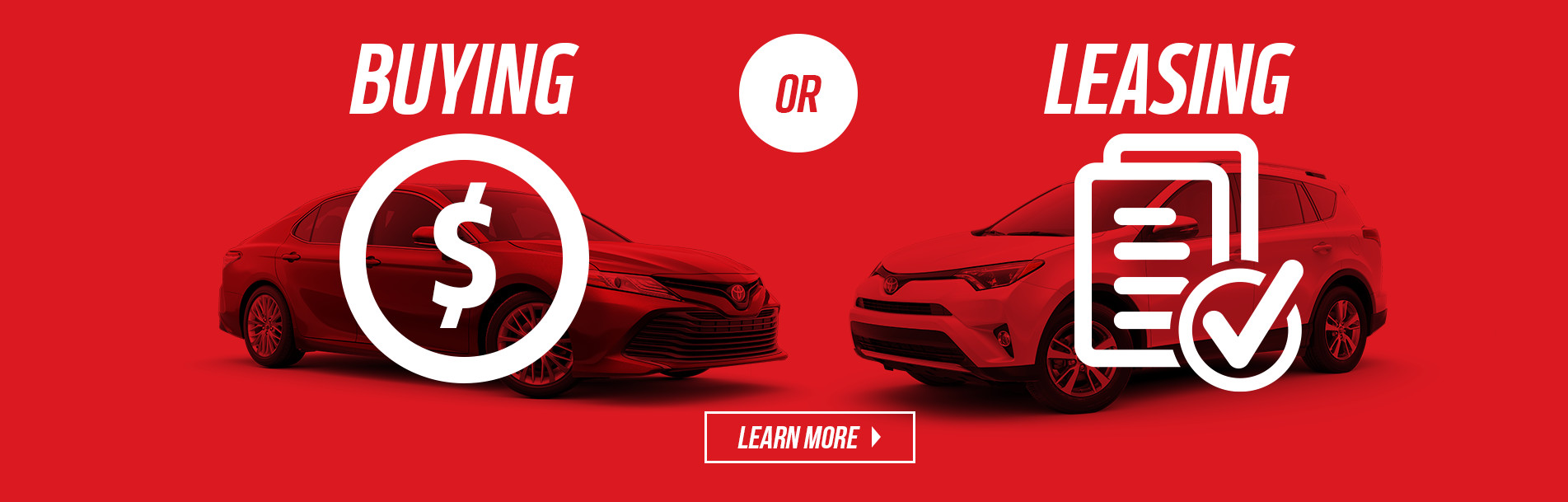 Lease Or Buy Deery Brothers Toyota