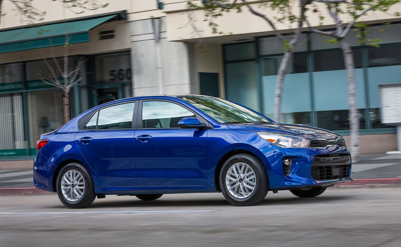 2018 Kia Rio Leasing in Littleton, CO