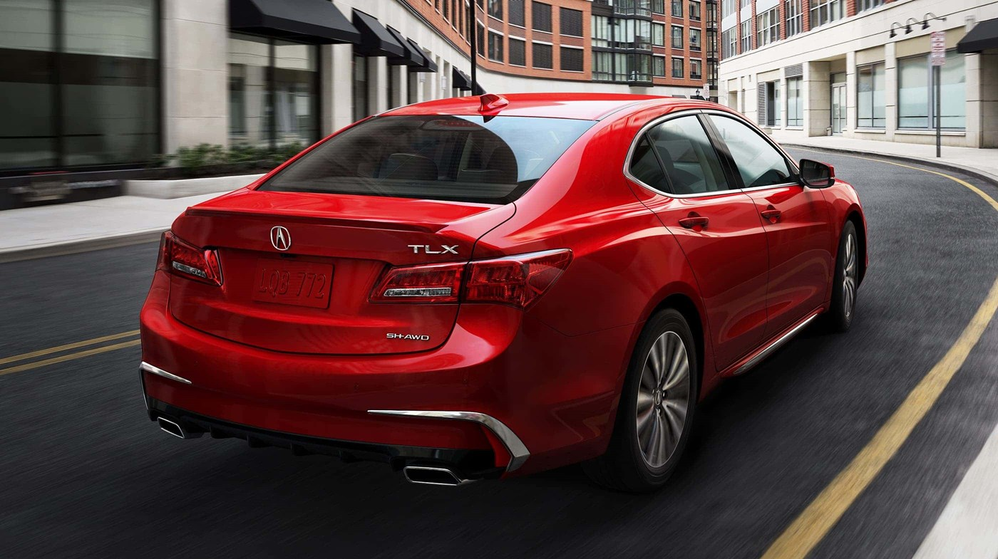 Acura TLX 2018 para leasing en Chantilly, VA