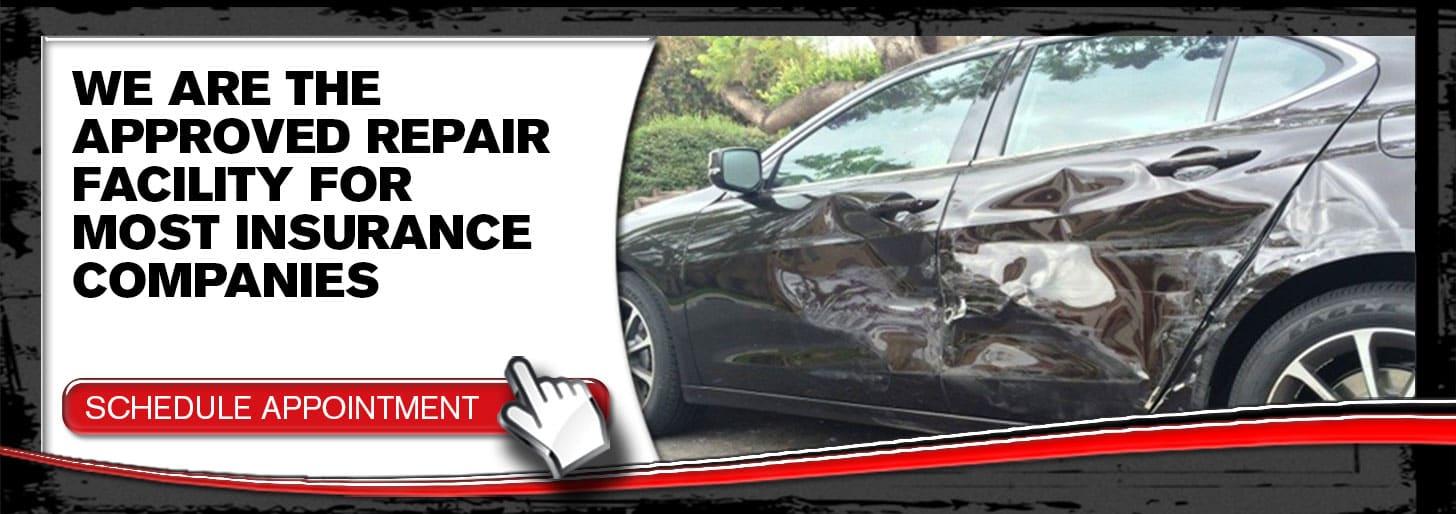 Acura Auto Body Repair Shop Greensboro Nc