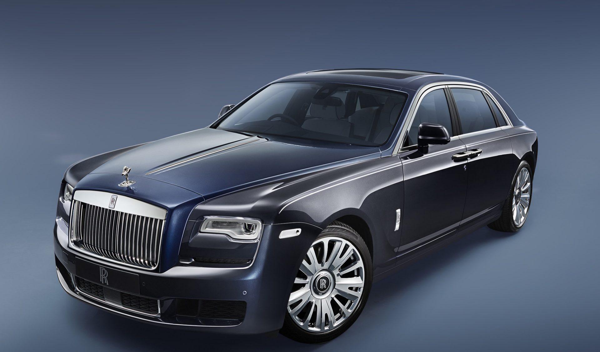 Rolls Royce Houston >> 2018 Rolls-Royce Ghost Series II for Sale in Austin, TX - Rolls-Royce Motor Cars Austin