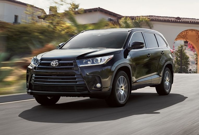 New 2018 Toyota Highlander Limited 4D Sport Utility AWD