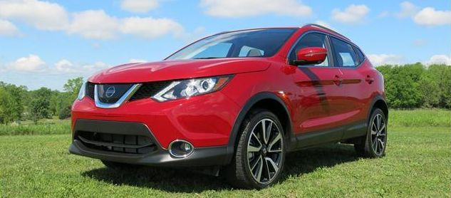 2017 Nissan Rogue Sport vs 2018 Toyota C-HR near Framingham, MA