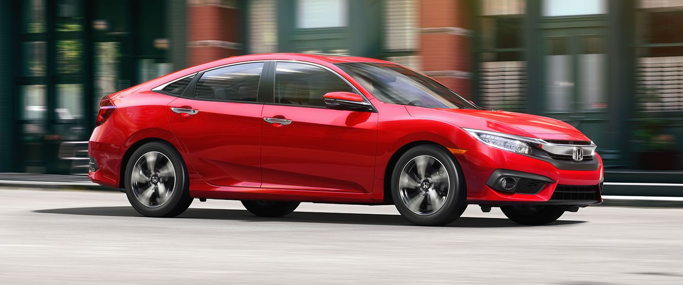 2018 Honda Civic Leasing in Chantilly, VA