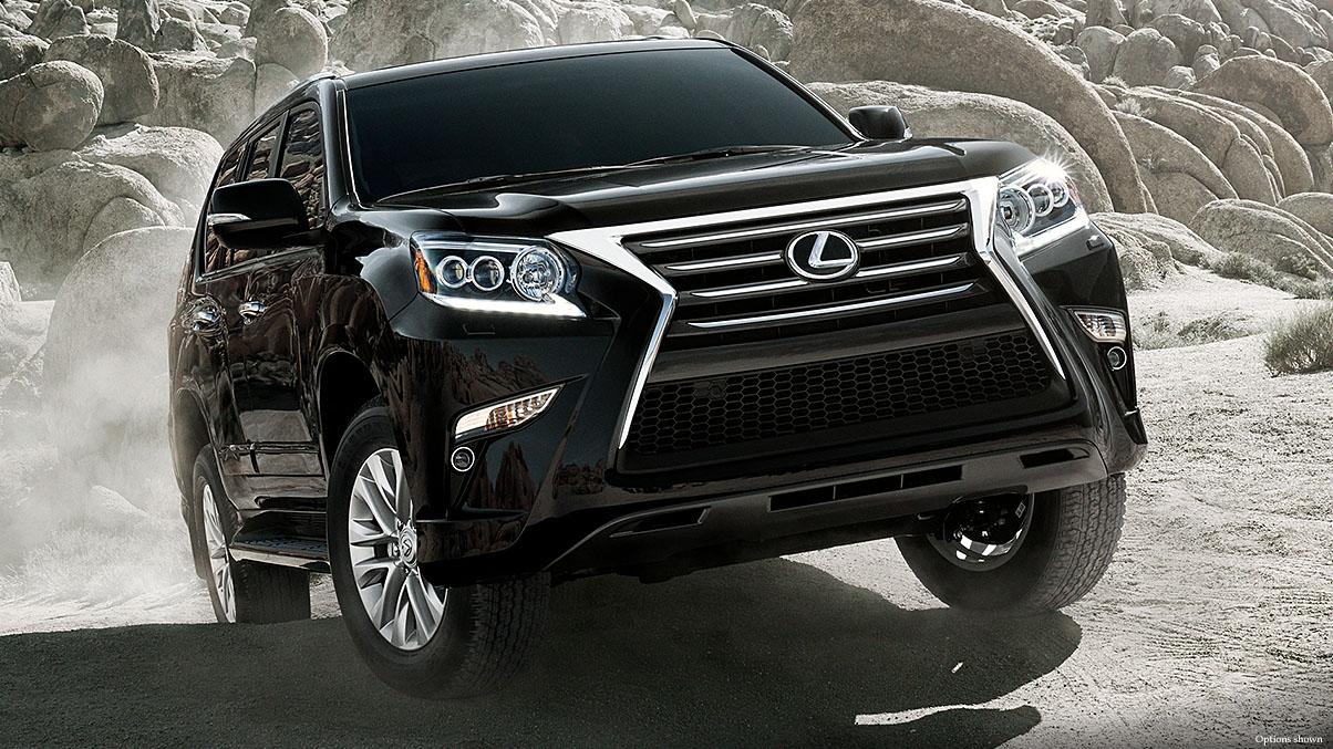 Lexus GX 460 2018 41