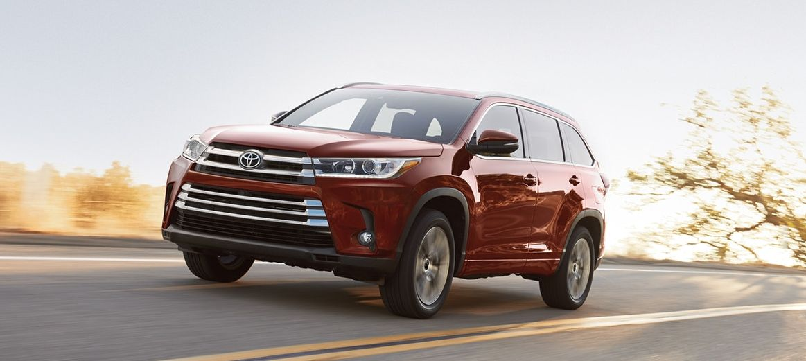2018 Toyota Highlander For Sale In Rockford Il Anderson Toyota