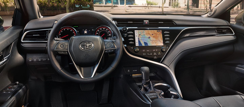 2018 Toyota Camry For Sale Near Dekalb Il Anderson 2002 V6 Fuel Filter Location Interior