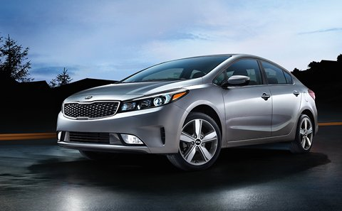 2018 Kia Forte Financing in Honolulu, HI