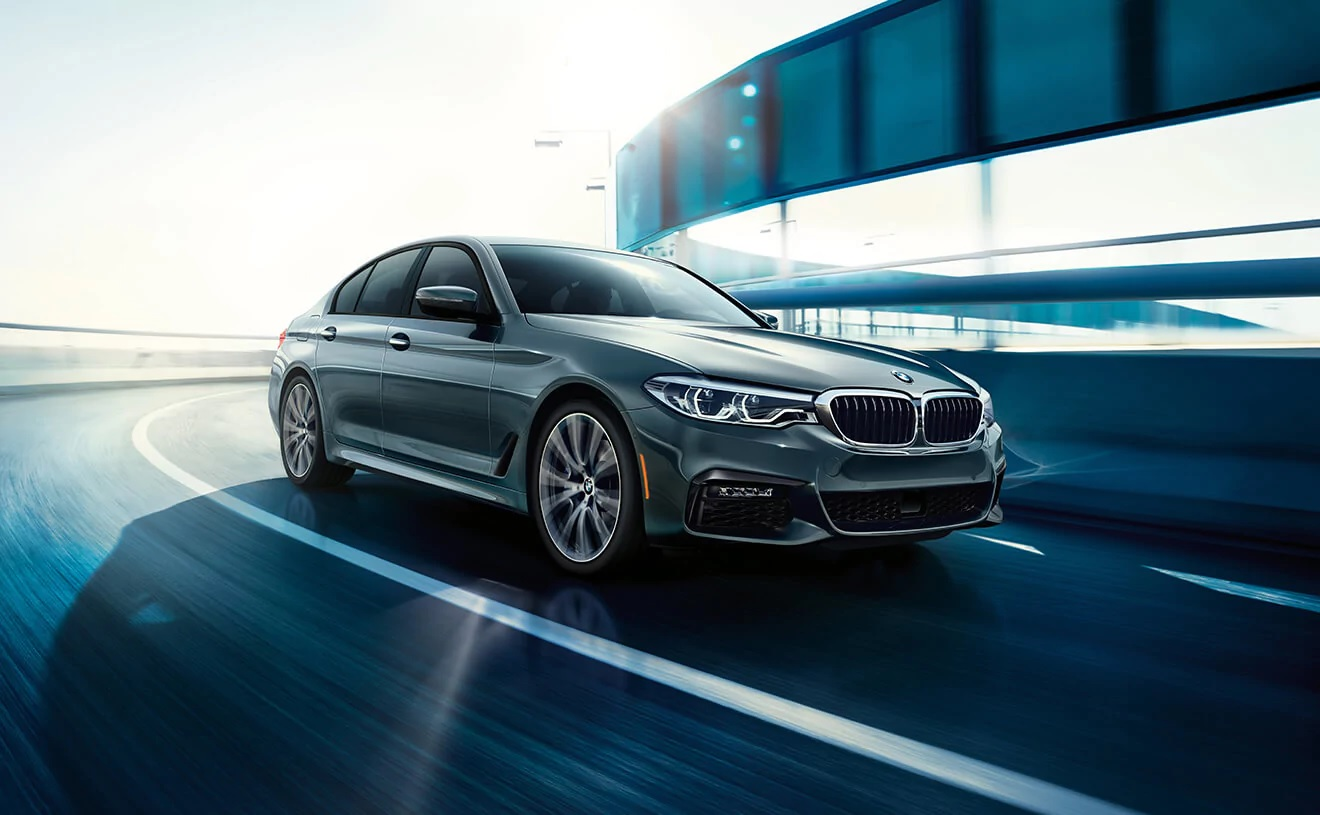 2018 BMW 5 Series Financing in Schererville, IN