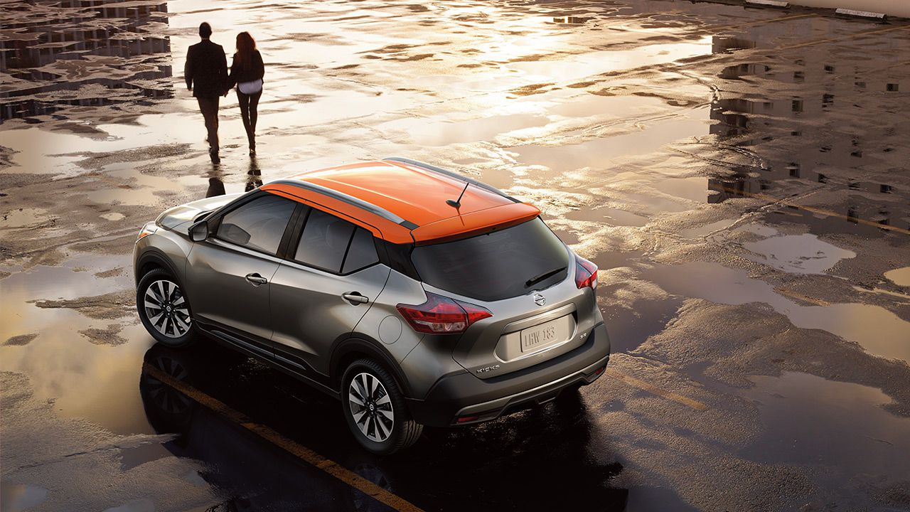 2018 Nissan Kicks Preview in Milford, MA