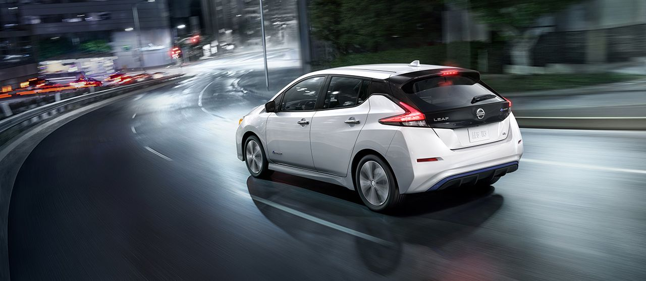 2018 Nissan LEAF for Sale near Worcester, MA
