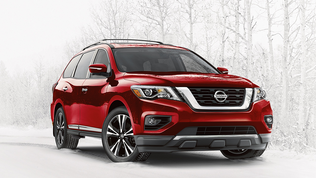 2018 Nissan Pathfinder Leasing in Syosset, NY