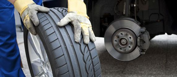 Get Your Tires Rotated at David Stanley Dodge!