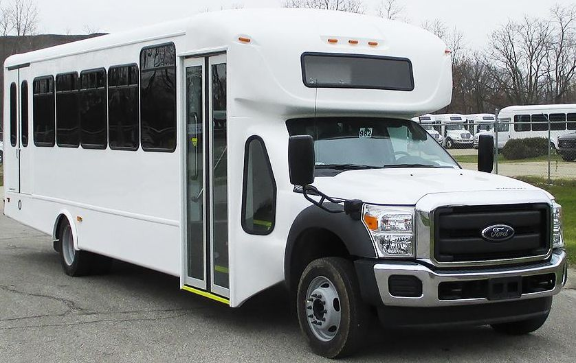 Childcare Buses for Sale in Chicago, IL - Midwest Transit Equipment